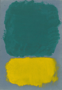 Mark Rothko Untitled, 1968