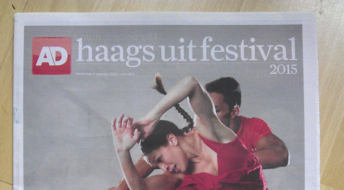 AD Haags UIT-Festival special
